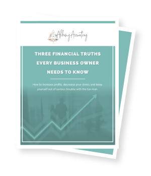 Three Financial Truths cover