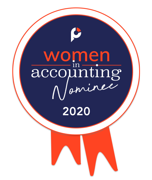 Women In Accounting nominee - Michelle Cooper with Alchemy Accounting