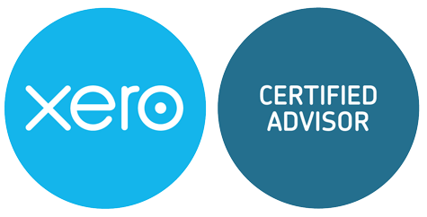 Xero certified advisor badge