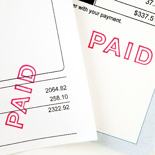 collecting outstanding invoices
